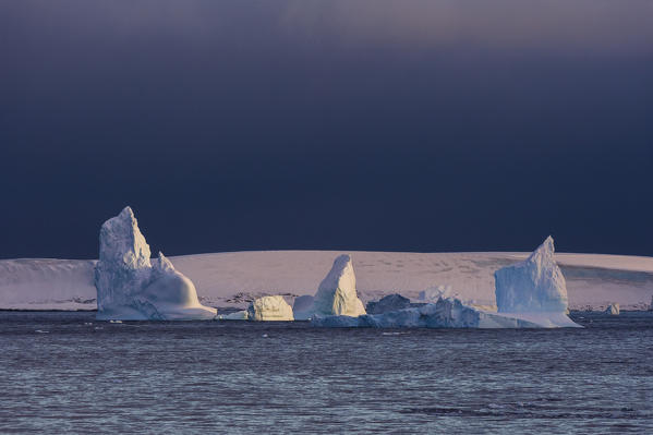 Lemaire channel, Antarctica.
