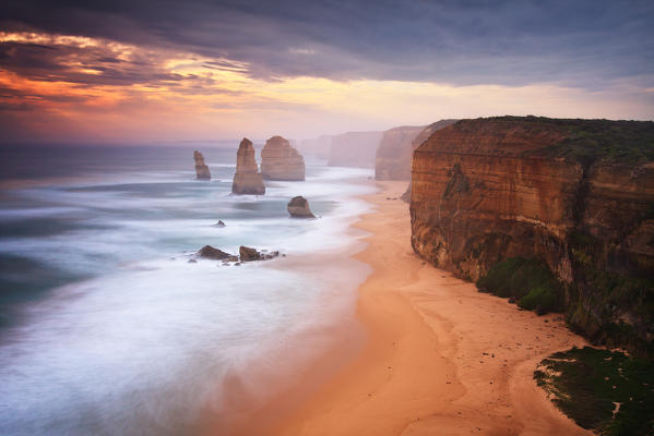 12 Apostles, The Great Ocean Road, Victoria in Australia