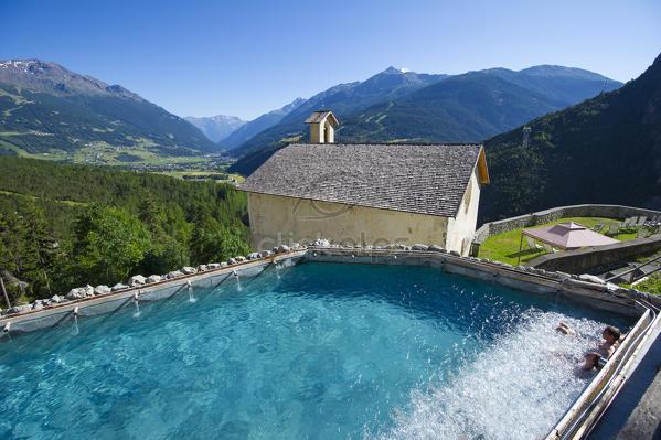 Bagni Vecchi Bormio Valtellina Lombardy Italy Thermal wellness ...